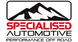 Specialised Automotive | Bega | 4×4 | Performance